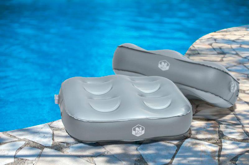Asiento hinchable para spas outlet piscinas - Piscina hinchable con asientos ...