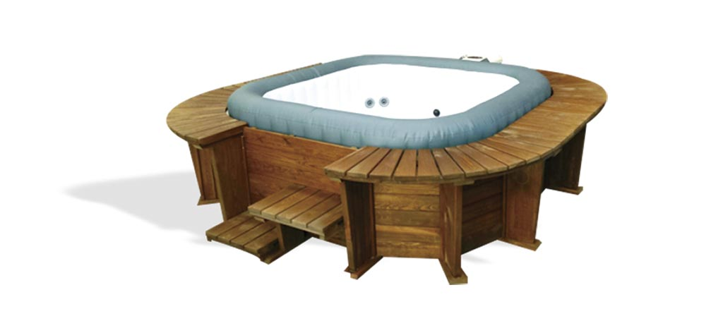 Spa palm beach kokido outlet piscinas for Comprar jacuzzi exterior segunda mano